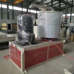 PVC Double Color Coil Floor Mat Production Line 13