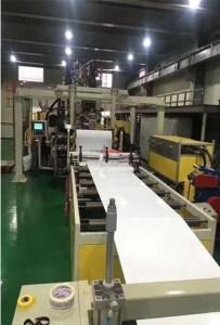 Pet Plastic Biodegradable Sheet Recycling Making Extruder Machine 2