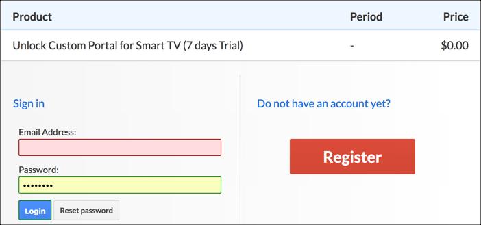 Smart STB voor Samsung en LG tv s - Expats iptv