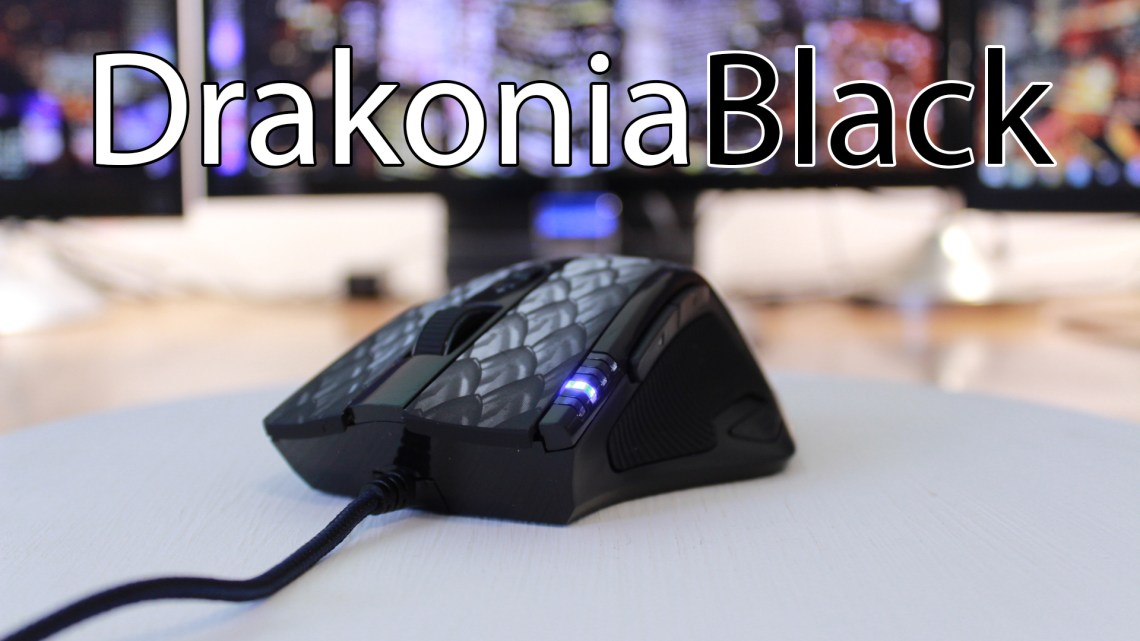 Sharkoon Dragonia Black Mouse Review