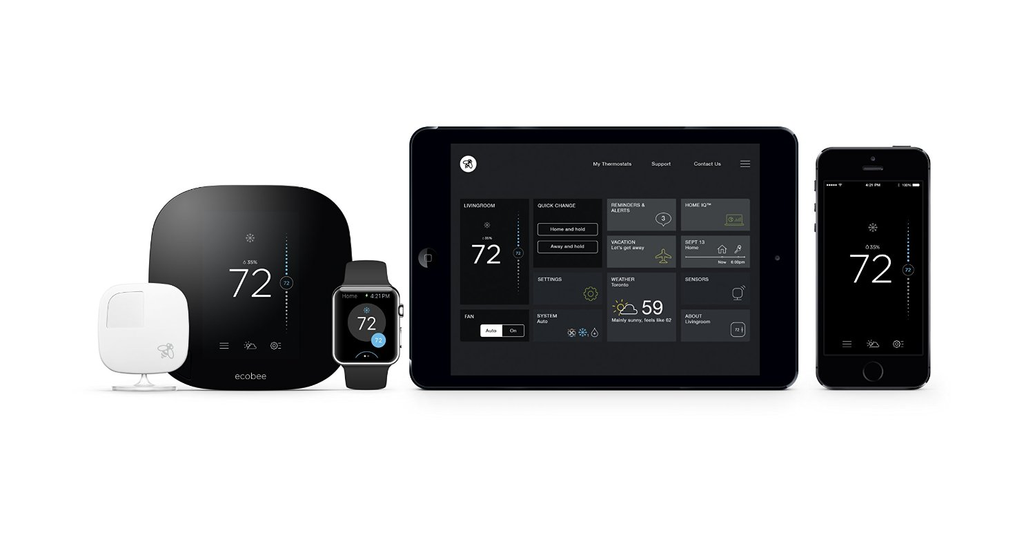 Ecobee3 smart phone