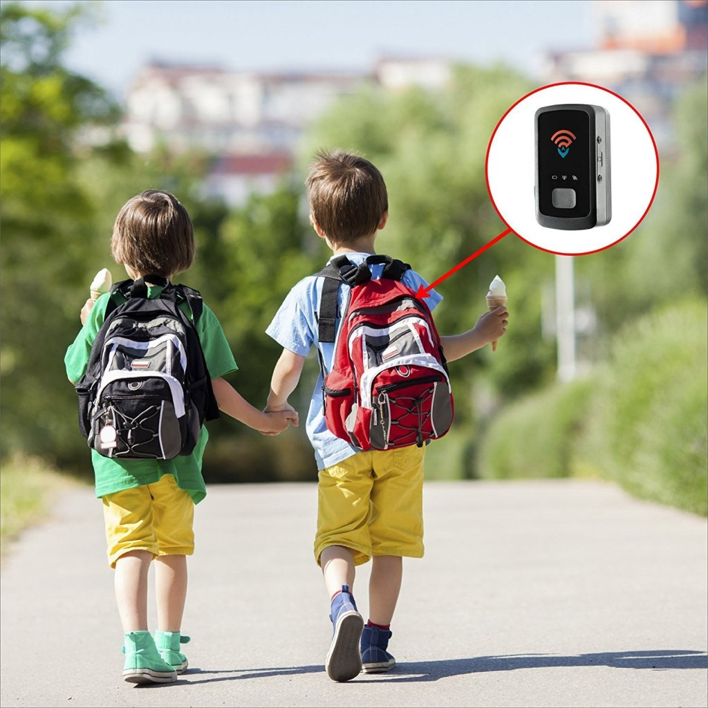 The Best Real Time GPS Tracker for Kids, Elderly and Pets