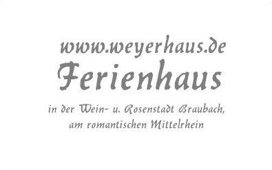 Ferienhaus Weyerhäuser