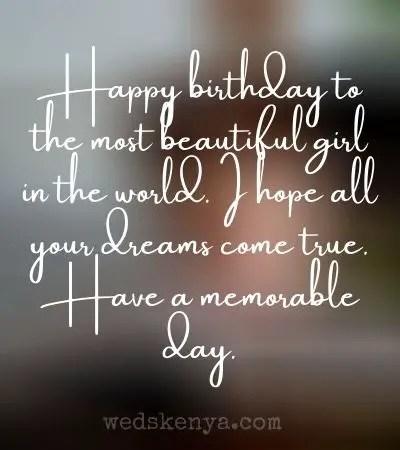 Best Birthday Wishes for Best Friend Female