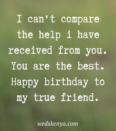 25 Birthday Wishes For Best Friend Male In 2021 Weds Kenya