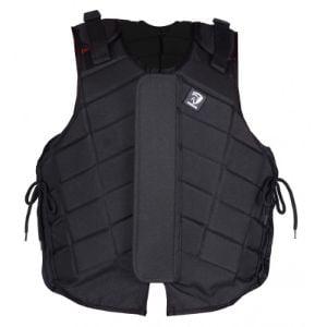 horka b safe bodyprotectors zwart voor kinderen