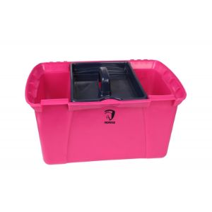 horka poetskoffer roze