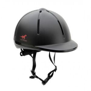 Red Horse verstelbare cap zwart