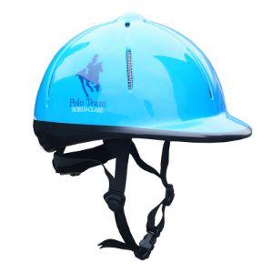 Rider verstelbare cap van red horse lichtblauw