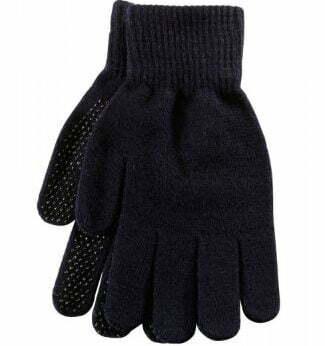 pfiff magic gloves handschoenen zwart