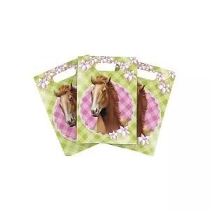 paarden party uitdeelzakjes