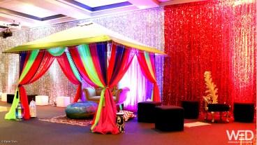 Arabian Night Decorations - Morley REC Centre - 05