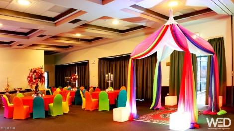Arabian Night Decorations - Morley REC Centre - 07