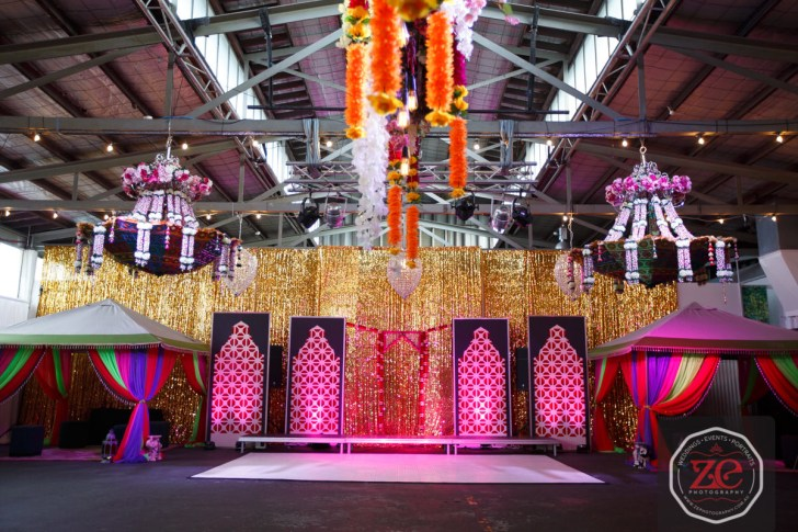 Indian Wedding - Sangeet Night Bollywood Themed Party (8)