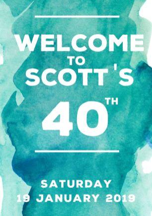welcome scott's