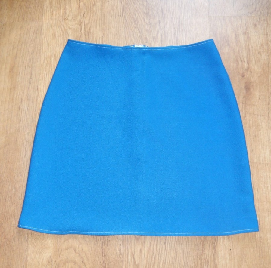 Tutorial: Making an A Line Skirt.