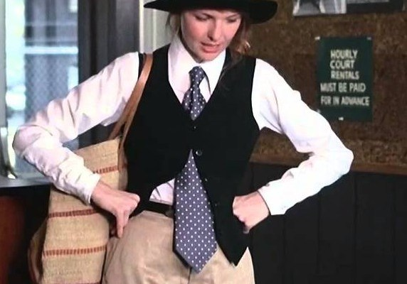 Sew the Annie Hall Look