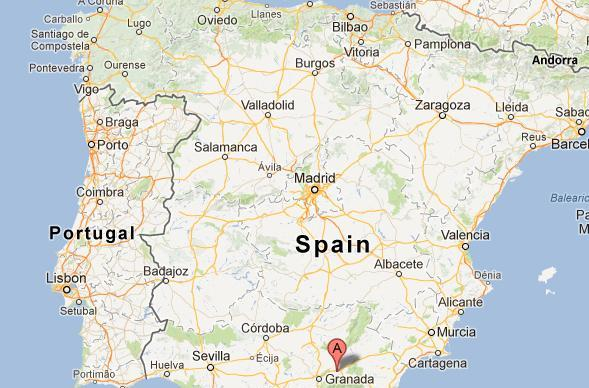October Walking Trip to Sierra Nevada, Spain – Read more