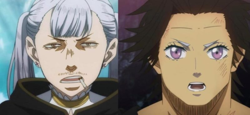 Yami and Noelle (Black Clover)