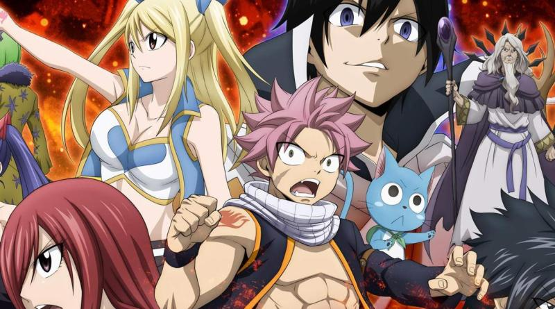 Fairy Tail Filler and Canon List fairy tail filler list