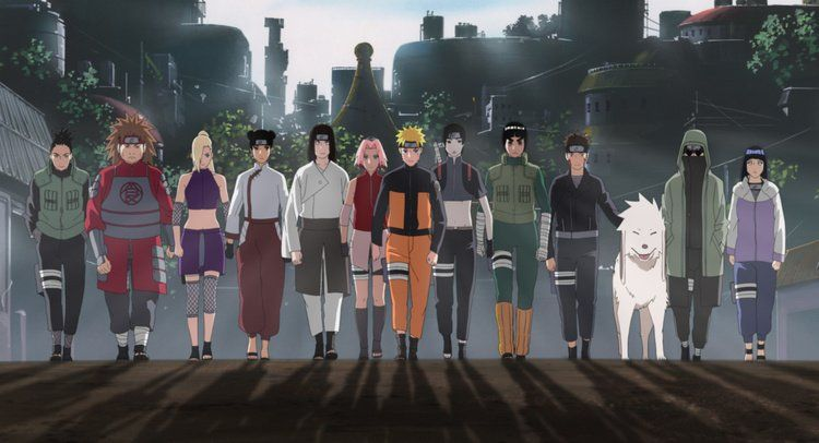 Naruto Movies in Order Complete List