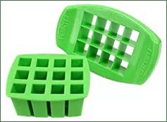 FunBites Green Food Cutter