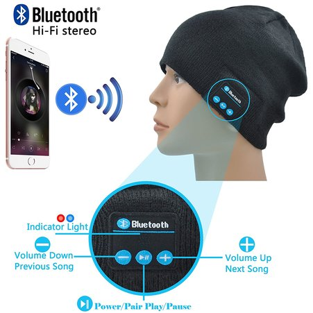 XIKEZAN Bluetooth Beanie