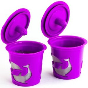 U-BREW reusable k-cups