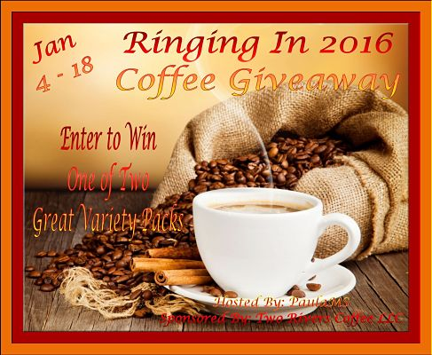 Enter to #WIN 1 of 2 Awesome Variety Packs in the Ringing In 2016 #Coffee #Giveaway by 1/18