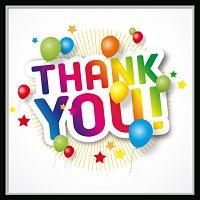 Thank You! #bloggersopp #bbloger #blogger