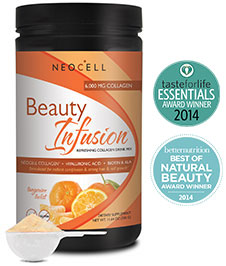 Beauty Infusion Tangerine Twist