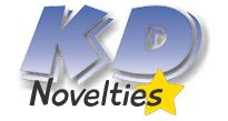 KD Novelties Logo