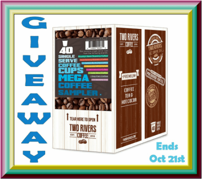Enter To Win This Mega Coffee Sampler In The