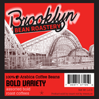 Brooklyn Bean Roastery Bold Variety pack