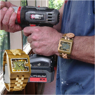 Working with a Jord Wood Watch #jordwatch