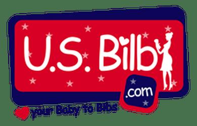 U.S. Bilby Baby Bandana Drool Bibs