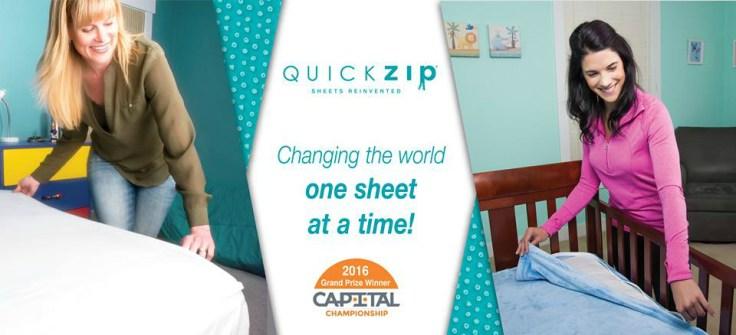 QuickZip - part of US Japan Fam's Back To School Bonanza!