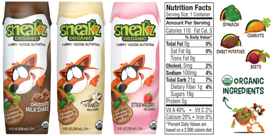 Win a great pack from Sneakz Organic Milkshakes in US Japan Fam's $300 value Back to School Goodies Giveaway!