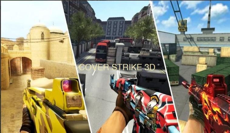 Cover Strike Screen Shots