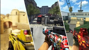 Cover Strike Screen Shots