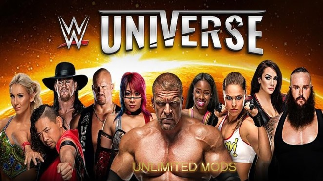 WWE-Universe Screenshot
