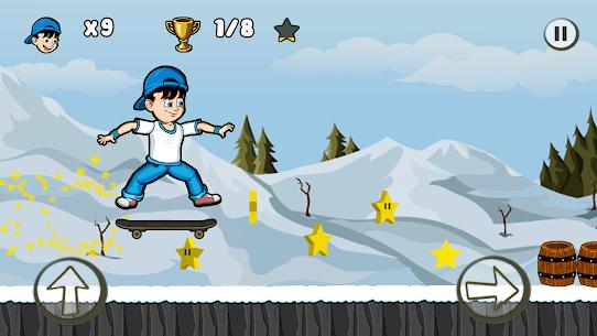 download skater kId Mod Apk