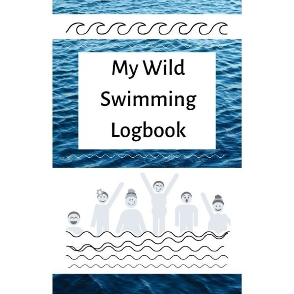 My Wild Swimming Logbook - Illustrated Cover
