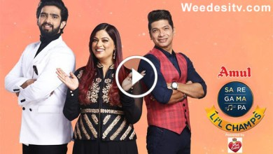 Sa Re Ga Ma Pa L'il Champs Full Episode Watch