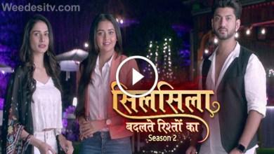 Watch Silsila Badalte Rishton Ka 2 Online