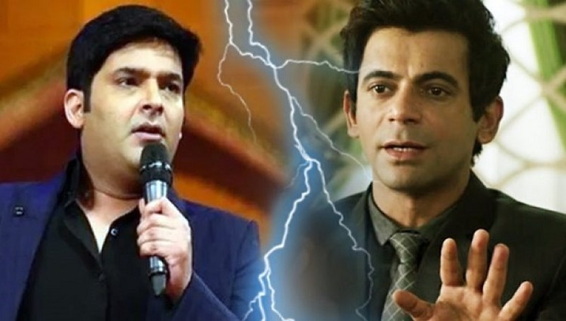 Kapil Sharma speaks up on throwing shoe on Sunil Grover on Arbaaz show Pinch