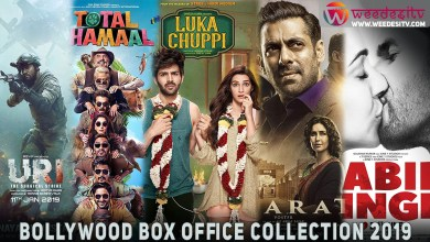 Bollywood Box Office Collection Verdict Hit or Flop 2019 with Budget by Weedesitv
