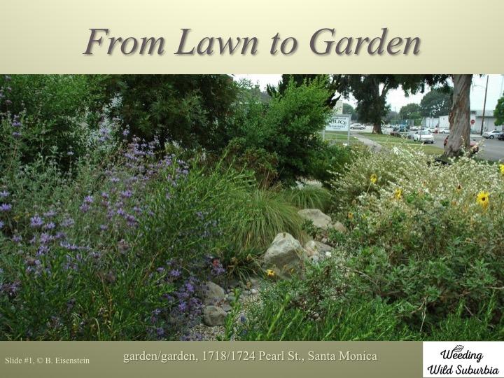 Lawn to Garden Talk