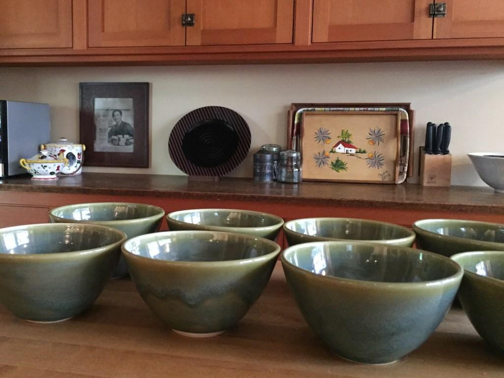 cereal bowls, zziee ceramics