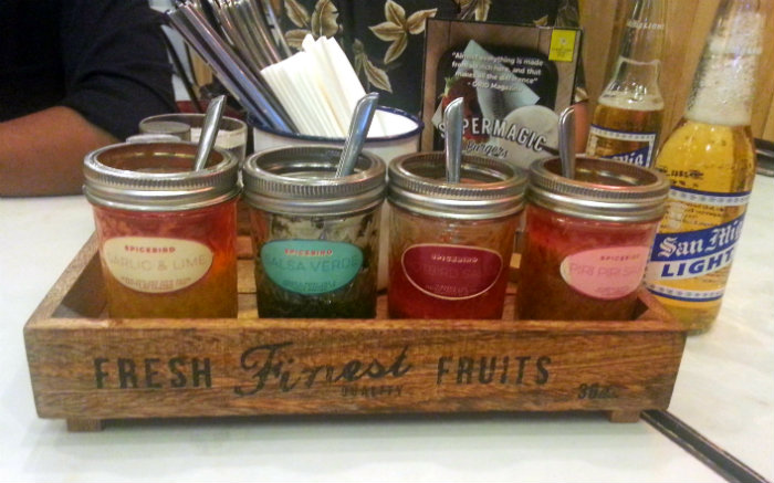 These sauces were definitely one of the highlights of SpiceBird! resize